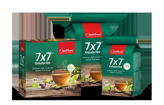 Herbata ziołowa 7×7