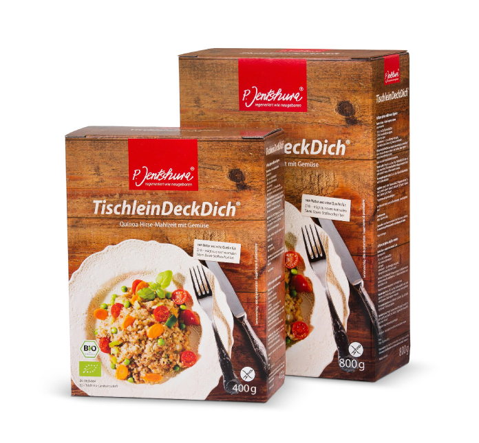 TischleinDeckDich – Wykwintny Posiłek